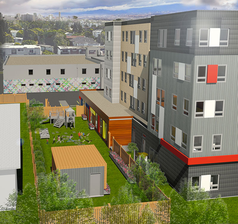 Brentwood Apartments: Brentwood Community Development Group